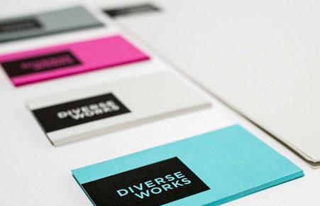 Nonprofit Brand | DIVERSEWORKS